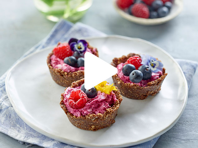Recipe-Granola Cups