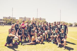 South Sydney Rabbitohs' 28 Day Gut Reboot with Barley<sup>+</sup>