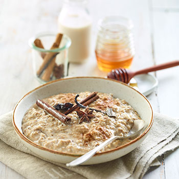 Spiced Porridge